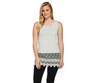 Layers by Lizden Tri-Blend Cami Lace Extender - A274413