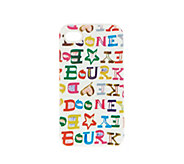 As Is Dooney & Bourke iPhone Doodle Signature Case - A279213