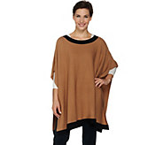 Linea by Louis DellOlio Whisper Knit Poncho - A282513