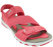 Ryka Neoprene Adjustable Sport Sandals - Dominica - A288613