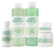 Martha Stewart & Mario Badescu Skin Care 30s 5-Piece Kit Auto-Delivery - A307713