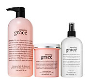 philosophy super-size graceful you 3pc fragrance Auto-Delivery - A309113