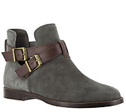 Bella Vita Leather Ankle Boots - Raine - A334013