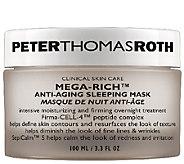 Peter Thomas Roth Mega-Rich Anti-Aging SleepingMask - A335213