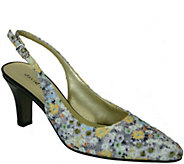 David Tate Sling Back Pump - Lace - A336913
