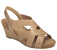 A2 by Aerosoles Wedge Sandals - Fire Light - A339913