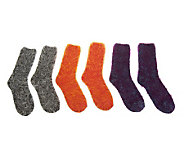 Legacy 3-pair Soft and Cozy Socks - A228214