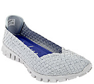 Skechers Stretch Woven Slip-ons w/ Memory Foam - Yes Please - A263414