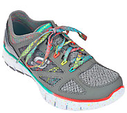 Skechers Relaxed Fit Sneakers w/ Memory Foam - Fashion Play - A265514