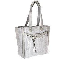 Aimee Kestenberg Nylon Quilted Tote - Jasame