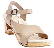 As Is Dansko Multi-strap Sandals with Adj. Backstrap - Tasha - A272014