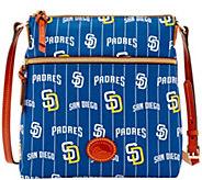 Dooney & Bourke MLB Nylon Padres Crossbody - A281514