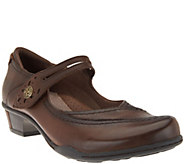 Earth Leather Mary Janes - Jasper - A284114