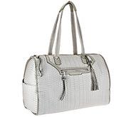 As Is Aimee Kestenberg Nylon Quilted Weekender Bag - Jasame - A284714