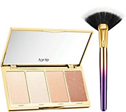tarte Rainforest of the Sea Twinkle Lighting Palette w/Brush - A286914