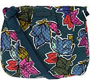 Vera Bradley Signature Print Hadley Crossbody Handbag - A296614