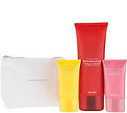 Prismologie Ruby Foaming Body Scrub & Deluxe Body Kit - A305414