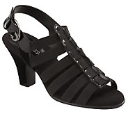Aerosoles Gin Rickey Heel Rest Dress Sandals - A328414