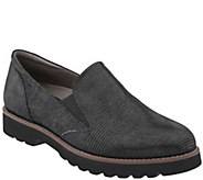 Earthies Leather Slip-ons - Almada - A356114