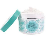 Coastal Salt & Soul Raw Honey & Coconut Sugar Scrub - A361114