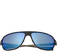 Breed Atmosphere Titanium and Carbon Fiber Black Sunglasses - A361214