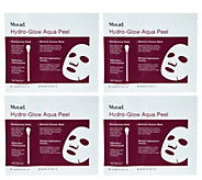 Murad Set of 4 Hydro-Glow Aqua Peels - A411914