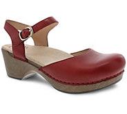Dansko Closed Toe Leather Mary Janes - Sam - A412414