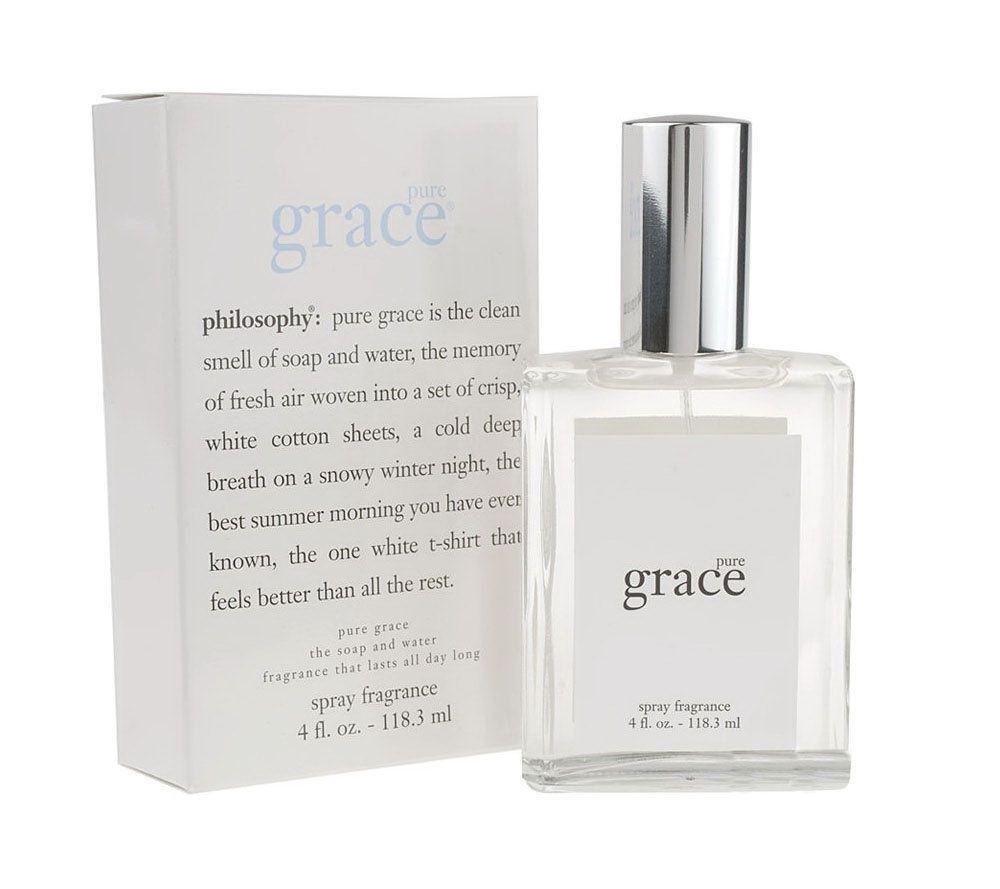 philosophy super-size pure grace spray fragrance 4 oz. - Page 1 ...