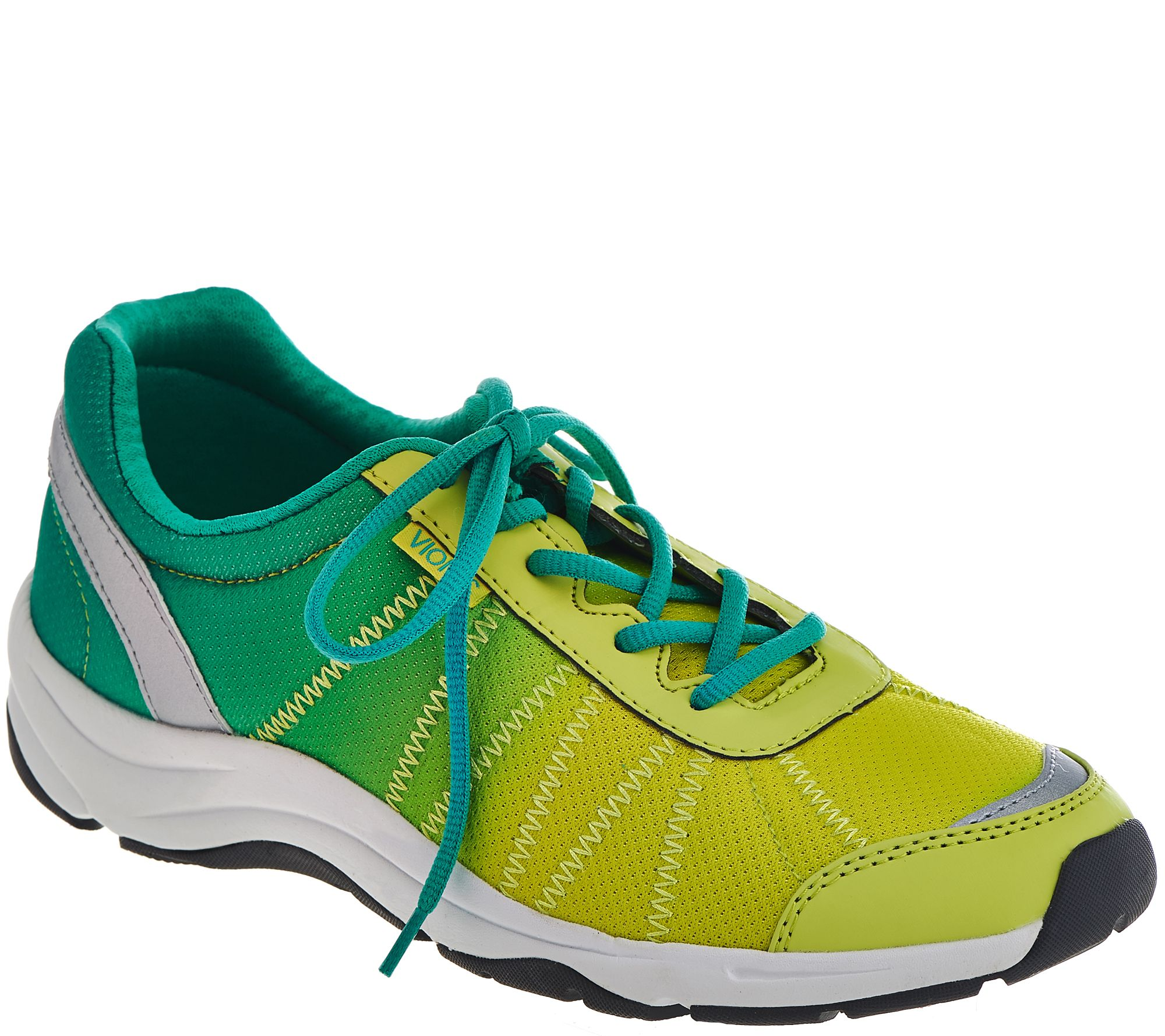 Vionic Orthotic Mesh Walking Sneakers - Alliance