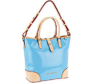 Dooney & Bourke Claremont Patent Cayden Shopper - A263115