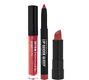 bareMinerals 3-piece Lip Collection - A266515