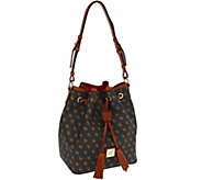 Dooney & Bourke Gretta Kendall Drawstring Bag - A269715