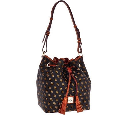 Dooney & Bourke Gretta Kendall Drawstring Bag