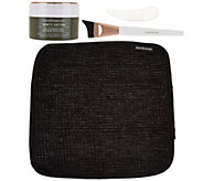 bareMinerals Dirty Detox Skin Refining Mud Mask w/ Brush & Cloth - A278715