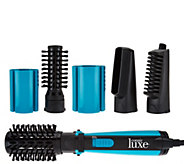 Conair Luxe Volumizing Spin Air Brush with Four Attachments - A281815