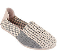 As Is Adam Tucker Stretch Woven Slip-on Shoes - Saint - A283815