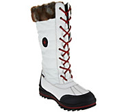 Cougar Waterproof Tall Shaft Winter Boots - Chateau - A284915