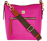 As Is Dooney & Bourke Raleigh Small Roxy Bag - A285815