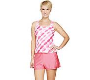 Ocean Dream Signature Tie Dye Tankini Swimsuit - A288815