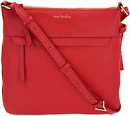 Vera Bradley Sycamore Leather Crossbody -Mallory - A292915