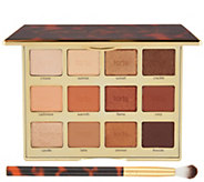 tarte tartelette Toasted Palette w/ Eyeshadow Brush - A304015
