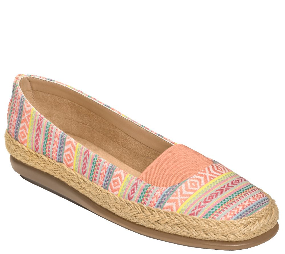 Aerosoles Stitch N Turn Espadrilles - Counselor