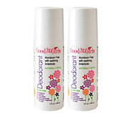 Good For You Girls Aluminum-Free Deodorant 2-Pack - A339515