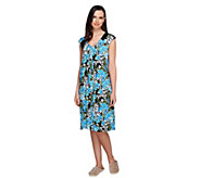 Carole Hochman Tropical Blooms Chemise - A252716