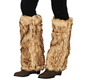 Dennis Basso Faux Fur Boot Warmers - A260416
