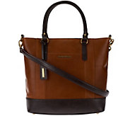 Tignanello Glazed Vintage Leather Shopper Bag - A272716