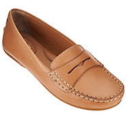 As Is Clarks Artisan Leather or Nubuck Loafers - Doraville Nest - A281216