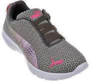 PUMA Mesh Slip-on Sneakers - FashIN - A286316