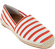 Vionic Orthotic Slip-on Espadrilles - Valeri - A286616