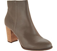Vionic Leather Ankle Boots - Kennedy - A293816